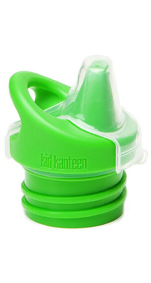 Klean Kanteen Kid Sippy Cap green